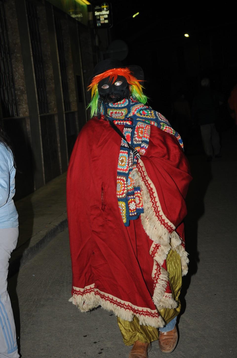 Noche mágica de San Antón