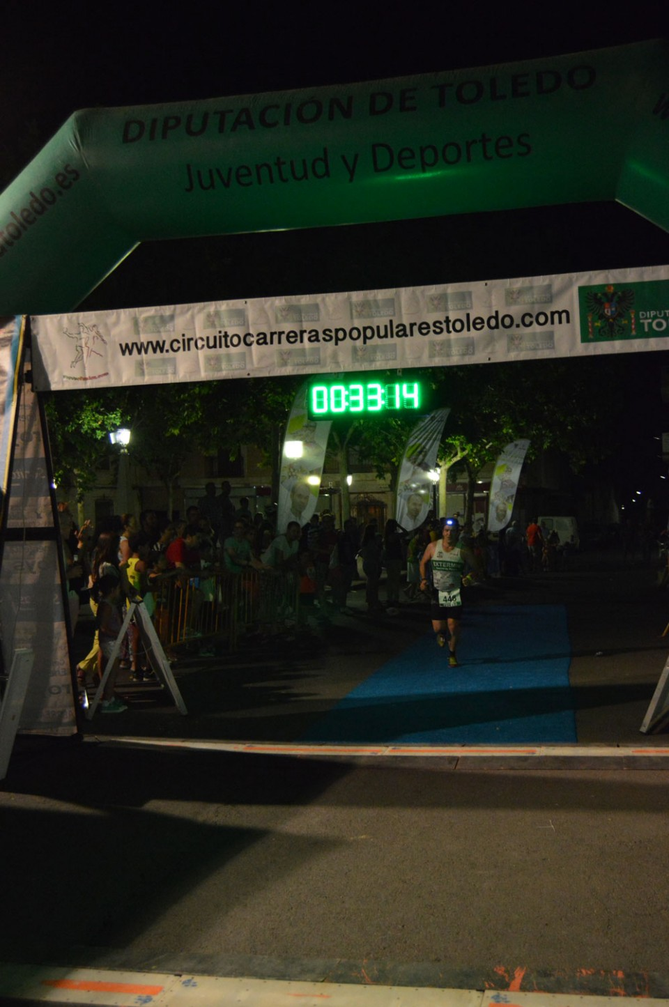 V Carrera Popular Nocturna