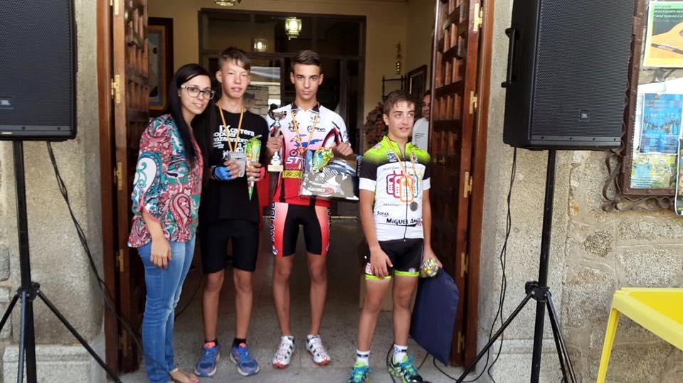 Carrera BTT San Agustín