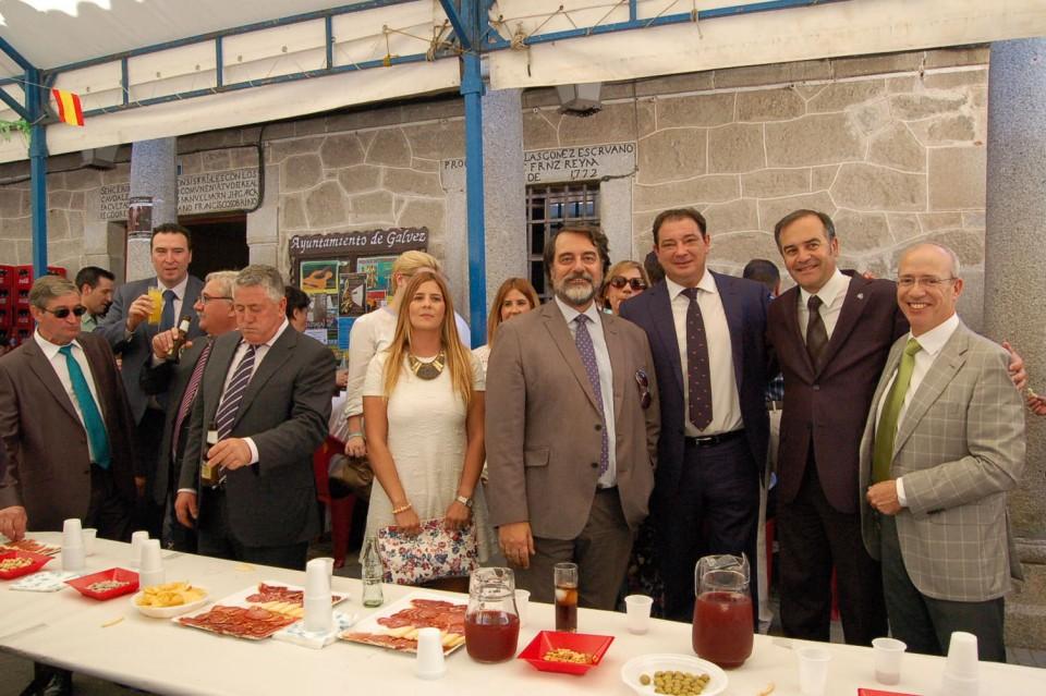 Gran participación y alegría  durante las Ferias y Fiestas de San Agustín