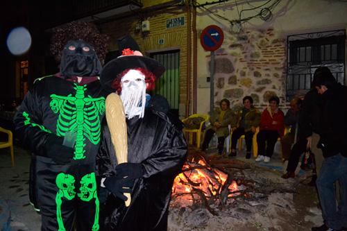 Gálvez se prepara para su tradicional Fiesta de San Antón