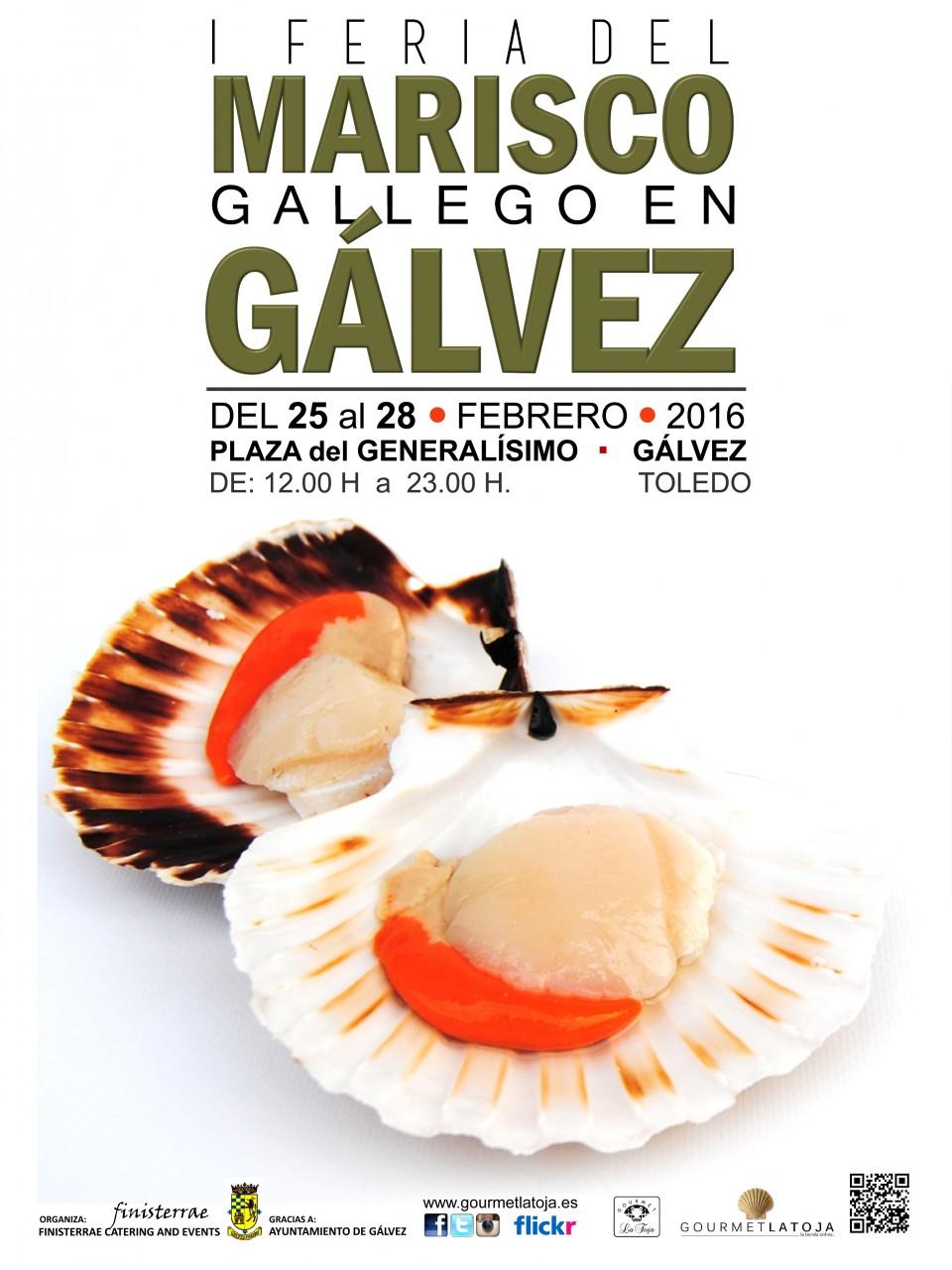 I Feria marisco gallego