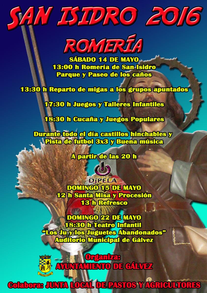San Isidro 2016 romería