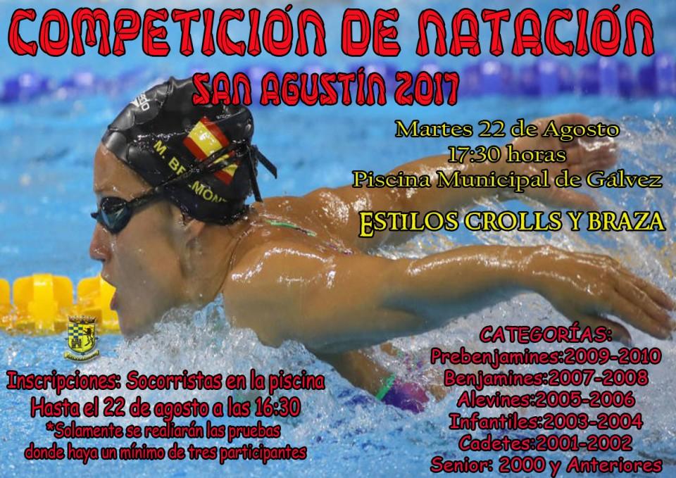 Competición de natación