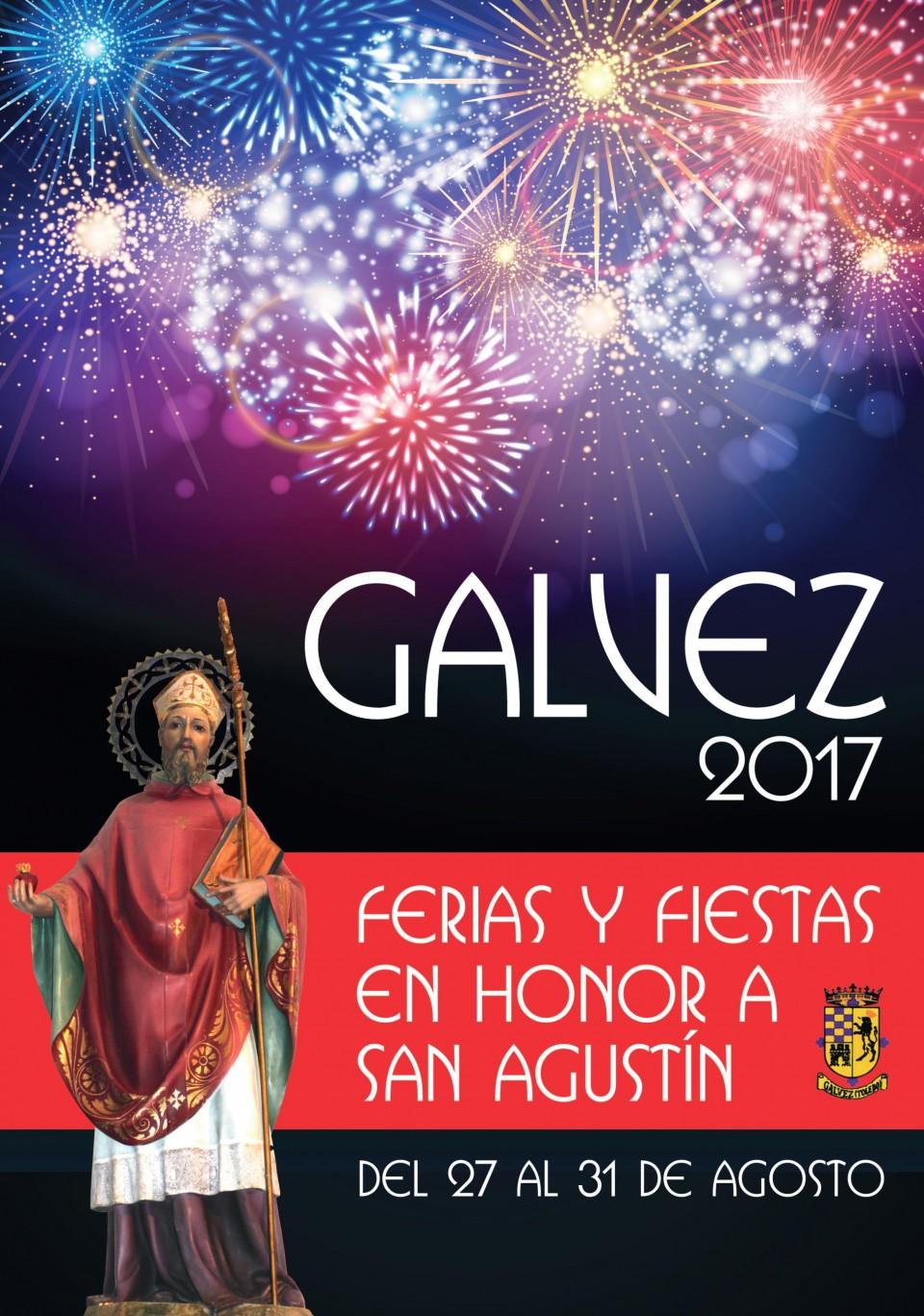 Ferias y Fiestas en honor a San Agustín 2017