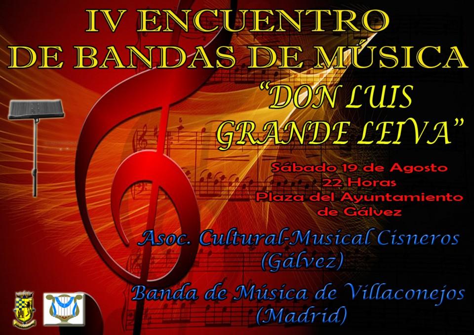 IV Encuentro de Bandas de Música