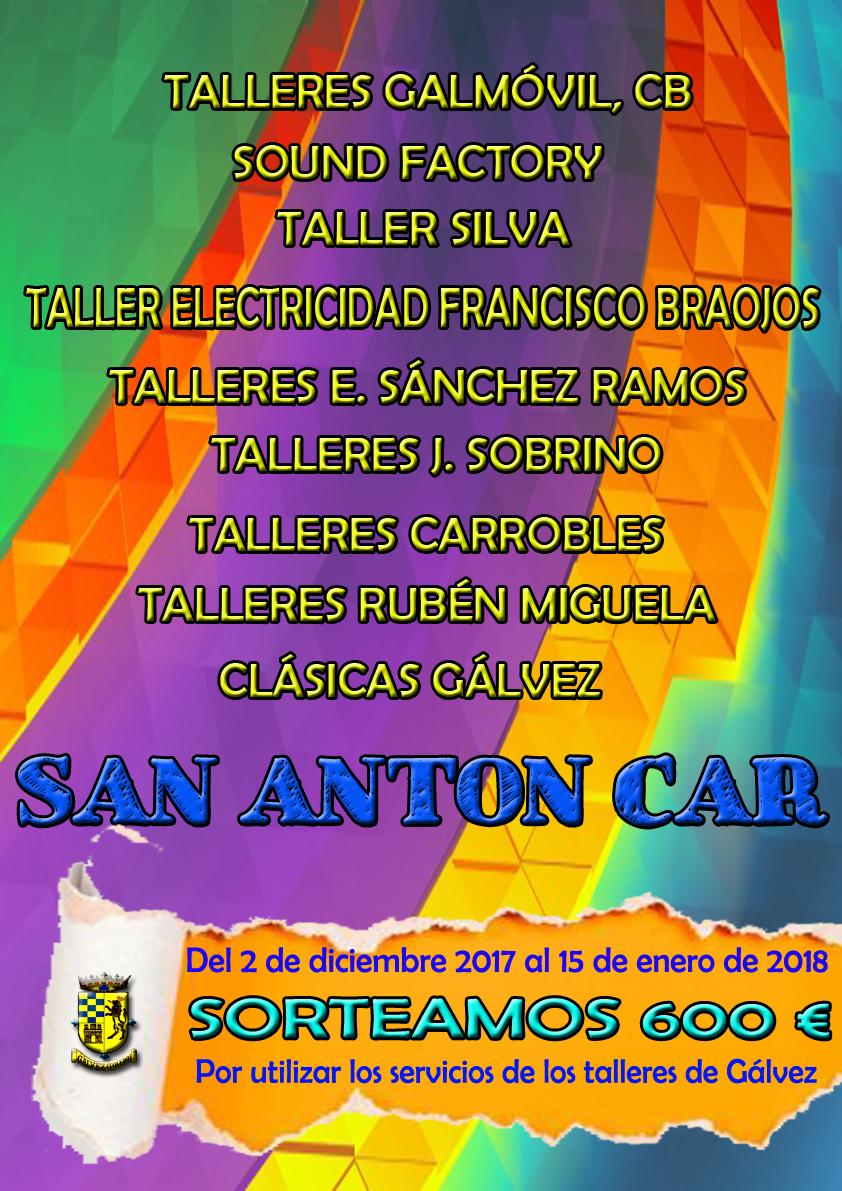 San Antón Car