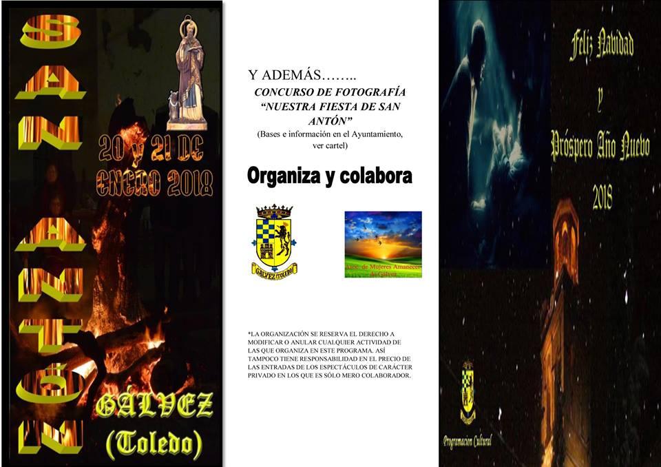 Programación Navidad-San Antón 2017/2018